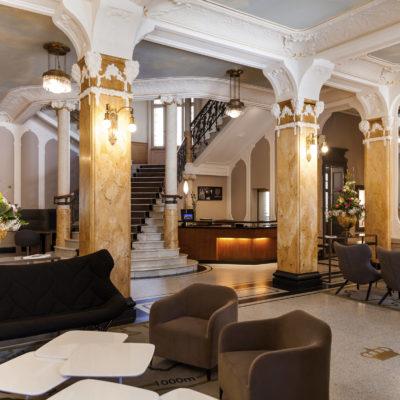 Hôtel Royal Saint Georges